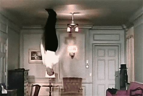 Fred Astaire On The Ceiling by Fred Astaire Such Bad Quality But Such A Gif By