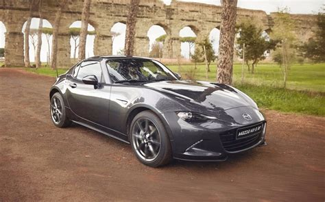 News Hard Top Mazda Mx 5 Rf Arrives With Australian Pricing