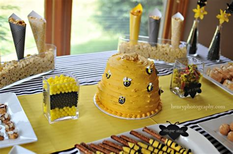 honey bee theme birthday or to bee
