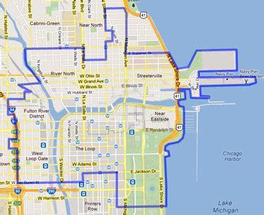 chicago 3rd ward map meet the new 42nd ward loop news