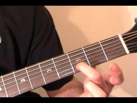 tutorial guitar canon rock acoustic canon acoustic guitar lesson youtube