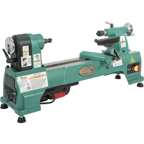 bench top lathes 10 quot benchtop wood lathe grizzly industrial