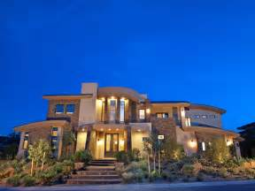 Tuscan Style Houses beautiful mediterranean exterior las vegas by