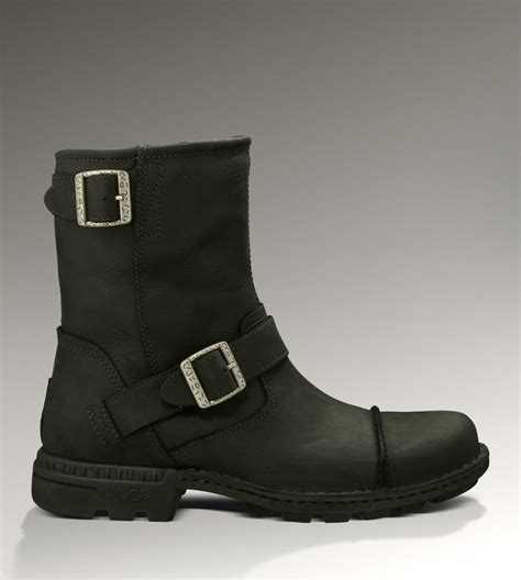 Mens Ugg Motorcycle Boots