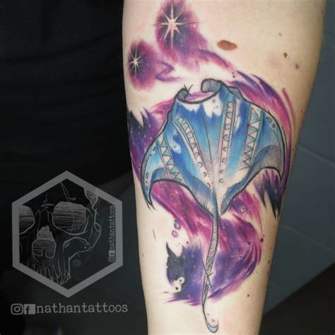 watercolor tattoo artists near chicago chicago watercolor artist nathan galman