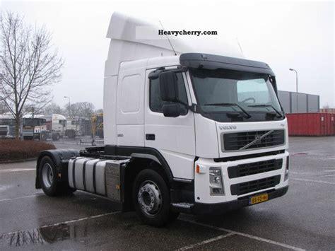 2006 volvo truck tractor volvo fm 380 2006 standard tractor trailer unit photo and