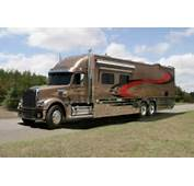 Peterbilt Motor Coach Conversions Kingsley RV Truck Conversion