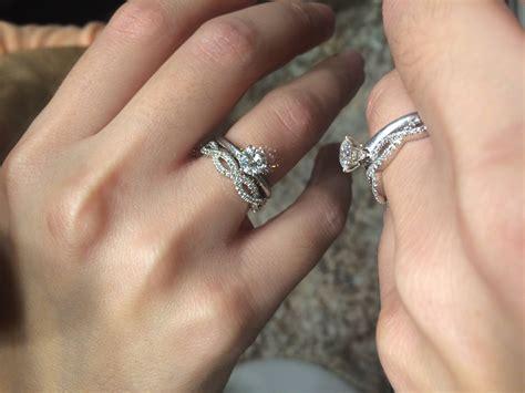 Wedding Rings Infinity Band by 2018 Infinity Band Wedding Rings