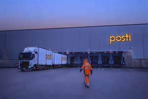 posti in e commerce picked up at the end of the year posti s