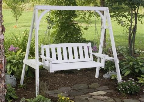Patio Swing Small 17 Best Images About Garden Swings On Gardens