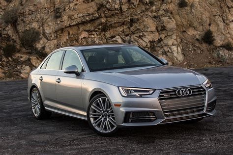 audi a4 2017 audi a4 review slashgear