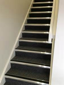 Lino On Stairs by Quantum Flooring Solutions A Trading Name Of Quantum