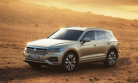 Volkswagen Touareg 2020 by 2020 Volkswagen Touareg Review Price Rating Specs