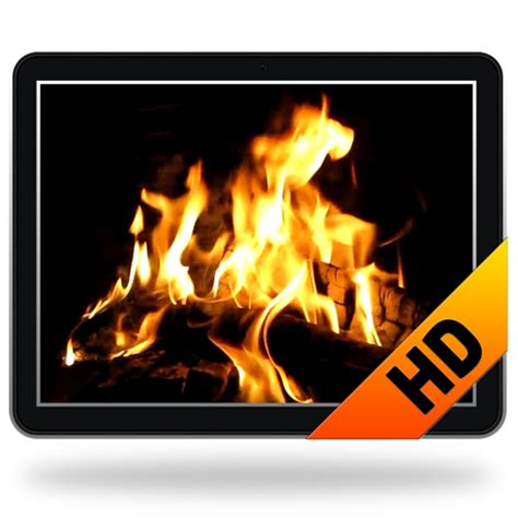 mac app store fireplace screensaver wallpaper hd with