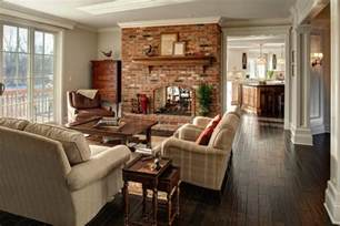 refinish brick fireplace living room eclectic with