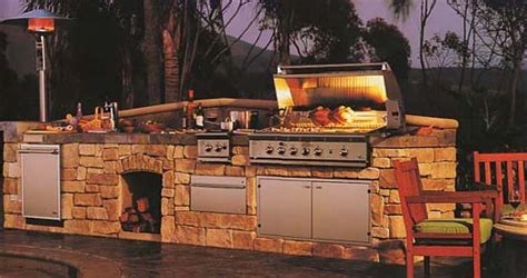 Outdoor Bbq Kitchen Ideas by Custom Outdoor Kitchens Be A Chef In Your Own Backyard