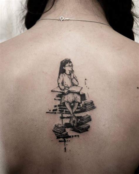 book lover tattoos 48 inspiring book ideas for