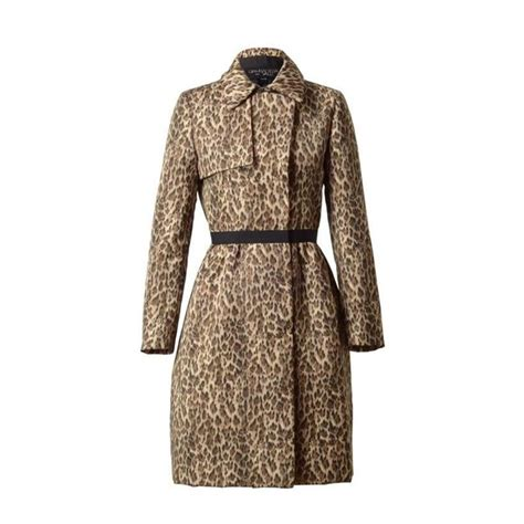Found A Saucy Leopard Trench Coat by 81 Best Images About On Totes