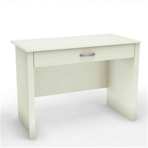 cheap white desk feel the home