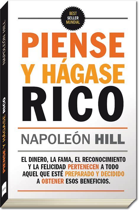 piense y hagase rico pdf piense hagase rico napoleon hill pdf