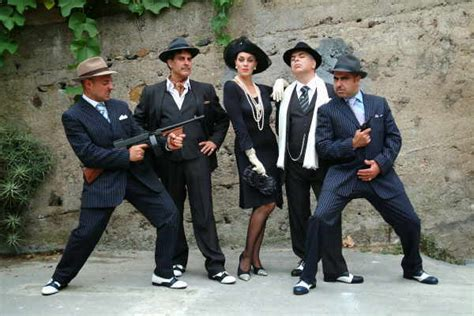 I Want This Wardrobe Mafia by Mystery Dinner In Pueblo Chico Showbiz