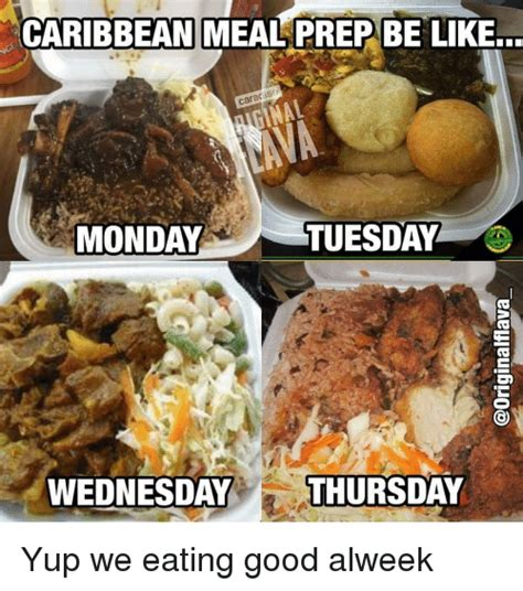 Meal Prep Meme - funny caribbean memes of 2017 on sizzle sak pase