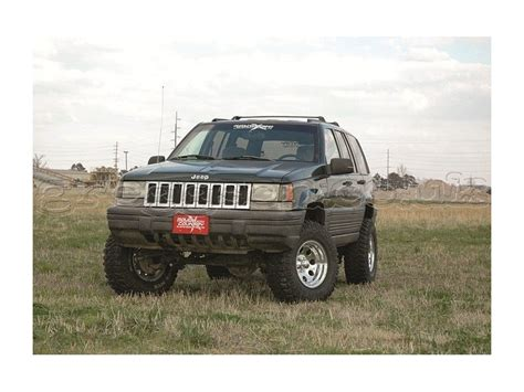 jeep grand suspension kits jeep grand zj 4 quot x flex lift kit suspension
