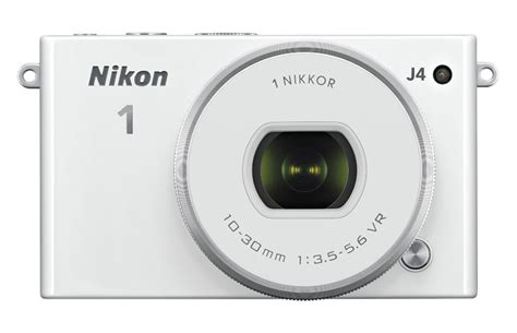 the nikon 1 j4 is a beautiful indeed