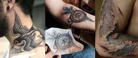 men s tattoo ideas 2017 2018 get a tattoo with no more pain