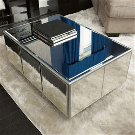 Diy Mirrored Desk Bromeliad Diy Mirrored Coffee Table Fashion And Home Decor Diy And Inspiration