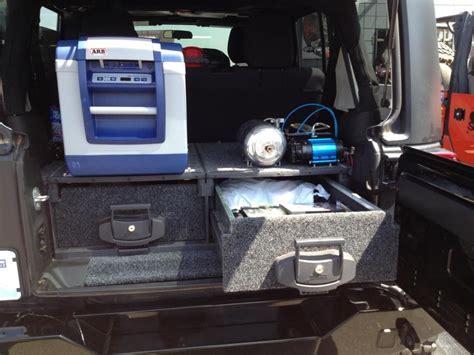 jeep wrangler storage ideas expedition jk jeeps help needed with jeep jk storage