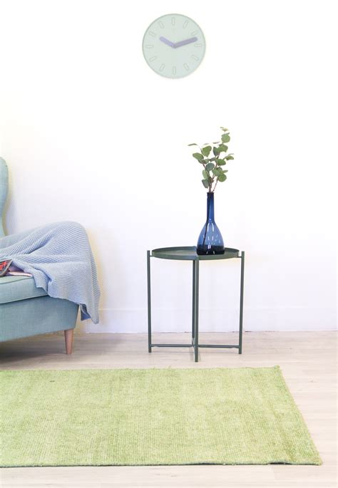 tappeto seta tappeto di seta di bamb 249 faliraki verde