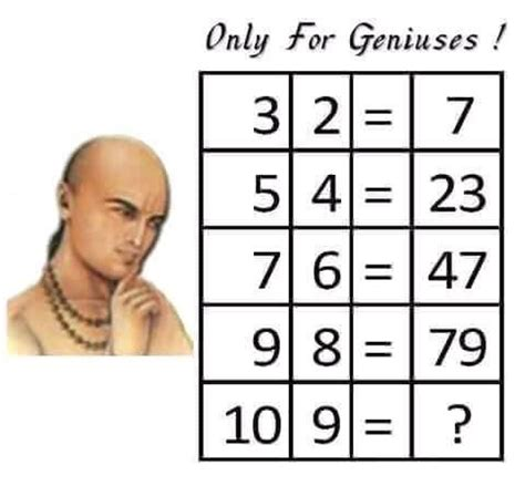 only for geniuses whatsapp puzzle