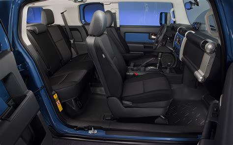 toyota jeep inside toyota fj cruiser 2015 interior image 50