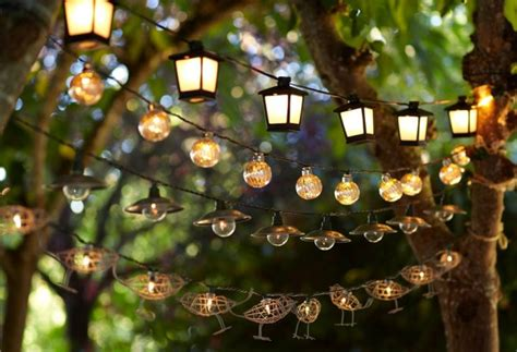 How To Add Illuminating Light To Your Outdoor Eating Areas Summer String Lights