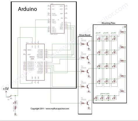 flux capacitor arduino flux capacitor arduino code 28 images flux capacitor electronics myfluxcapacitor how to