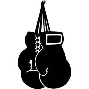 """Amazon.com: Boxing Gloves small 3"""" Tall BLACK vinyl window decal ... $50 Visa Gift Card Png"""