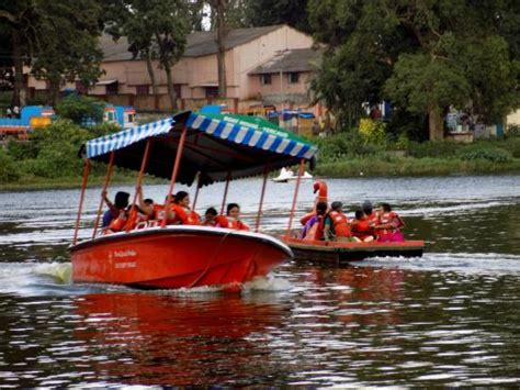 8 seater boat 8 seater motor boats picture of big lake yercaud