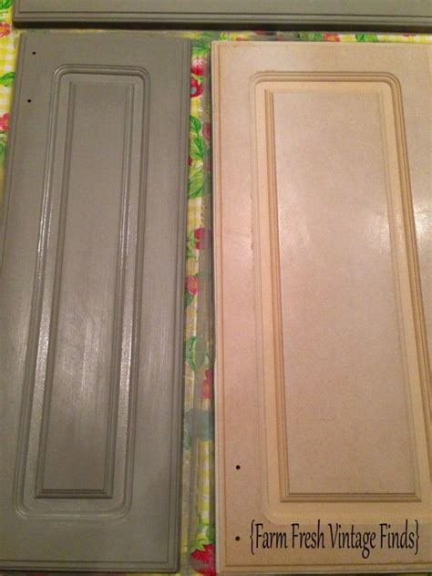 Painting Thermofoil Cabinet Doors Thermofoil Cabinets In Sloan Linen Part 2