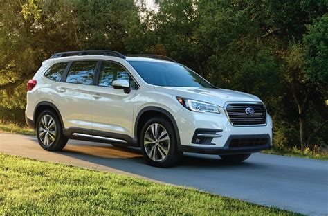 is subaru new 2019 ascent is subaru s largest suv yet goes after