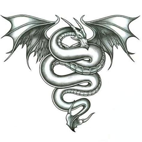 black and gray dragon tattoo designs cool black and grey design tattoowoo