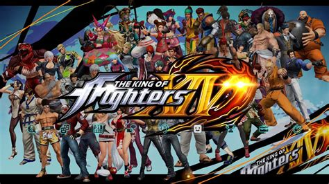 king of the kof xiv patch 1 11 released today patch 1 12 to be