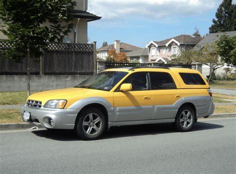 subaru baja canopy cohort outtake subaru baja the double cab ranchero