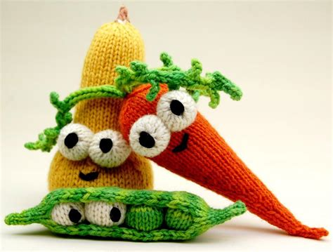 Amigurumi Vegetables Pattern | don t eat your veggies amigurumi toys by cheezombie craftsy