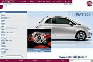 Fiat Parts Catalogue Fiat Lancia Alfa Romeo Abarth Fiat Commercial Spare