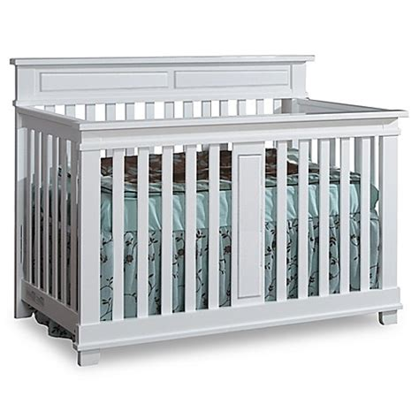 Pali Torino Forever 4 In 1 Convertible Crib In White Pali Convertible Crib