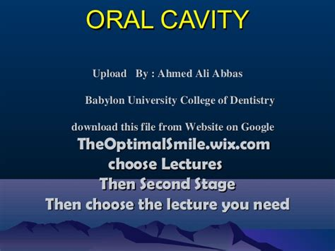 anatomy of the tongue slideshare anatomy of oral cavity and tongue