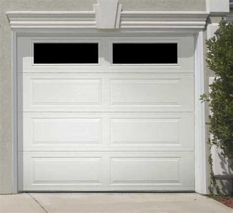 national overhead door advantage series steel garage doors national overhead door