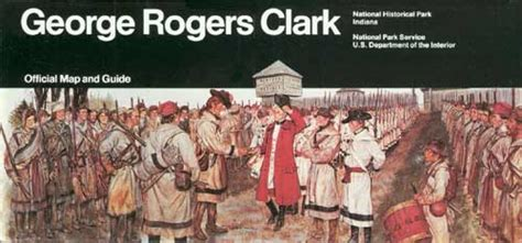 george rogers clark i in war books national park service guide books brochures by park