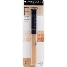 Maybelline Fit Me Concealer Di Guardian maybelline fit me concealer light 10 kmart